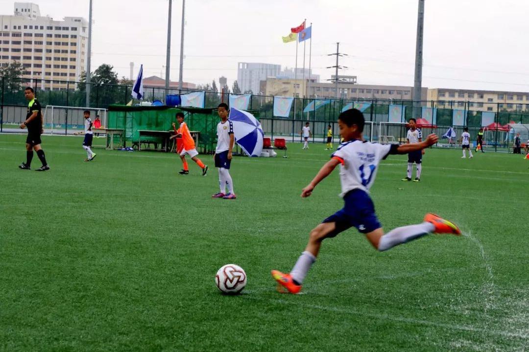 【探营16日】2018年全国青少年校园足球夏令营总营(小学组)