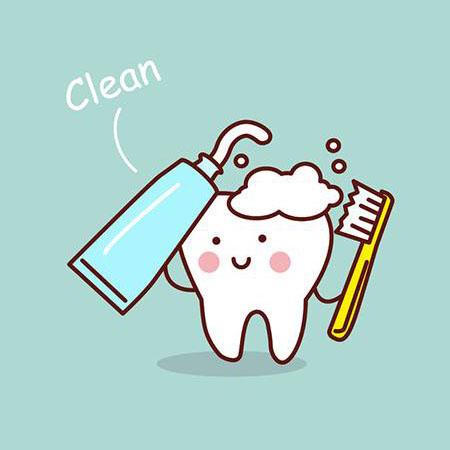 为大家分享关于牙齿健康的小常识,保护口腔健康,从小事做起.