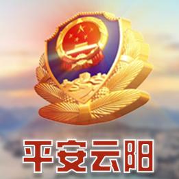 """云阳县公安局宝坪派出所""""三不一随""""服务学校"""