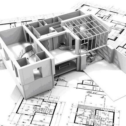 室外设计单体手绘图