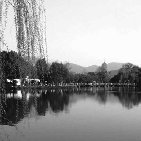 新疆风景光焦