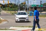 英国小镇定位城市交通管理中心 将开展自动驾驶路测