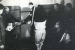 侵华日军甲级战犯东条英机老照片:图2自杀未遂,图9是被绞死瞬间
