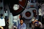 【老照片】1973年,国营工厂。
