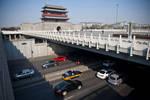 镜头下:消失的老北京城门,感受两个不同时代速度
