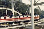 历史镜头:1984年的中国社会风貌老照片