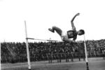 老照片,1948年第七届全国运动会在上海举行