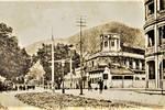 清末时期的香港老照片:殖民下的伪繁华,侵略者高高在上占地为王