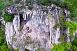 他们在人类最古老的��具象洞穴绘画��里发现了这些史前信息