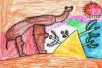 中科院儿童心理学家: 为什么看到这么好的儿童画, 我其实有点难过?