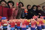吃糖球、做元宵、猜燈謎……奧帆中心民俗文化展等你來