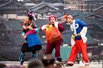 貴州從江:演侗戲《珠郎娘美》 傳承民族文化