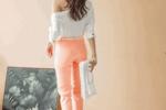 选择上一款休闲裤��既可以解决你穿衣搭配��?#38047;行?#38386;的风格