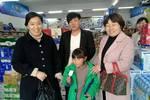 通许县实验小学开展��3月家访行 暖暖送春风��家访活动