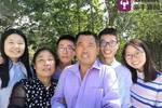 农村夫妻养猪培养出仨博士��2个清华 1个江南大学
