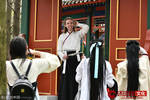 中国最美传统节日¡°花朝节¡±走红£¬¡°朝¡±字该读什么音£¿