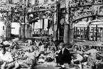 老照片記錄原子彈爆炸前后的日本廣島