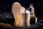 林俊杰《曹操》拉開杭州站巡演大幕,3萬人合唱《江南》