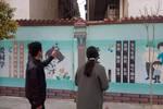 邓州市城区一小学区领导班子走进二小校区督导教育均衡发展工作