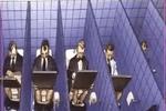 血淋淋人性内涵图��厕所里办公的上班族��女孩脑袋长臀部上��