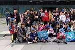 昨天��广州地铁博物馆被明师学员��占领��啦��