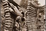 二十世紀初中國老照片:當時人們真實的生活寫照