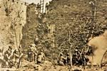 日軍侵華老照片:強迫占領區百姓學日語