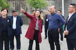 绵阳职业技术学院助推北川县做好¡°脱贫摘帽¡±后时代工作