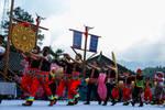 第二届世界苗族文化艺术节即将在重庆万盛开幕