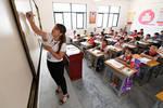 广西都安��扶贫安置新区教育有保障