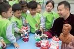 听木兰传说��看黄陂泥塑 ��赏民间糖画����让小朋友们立体感受传统文化魅力