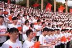 祖国的铁粉��跟这些��90后��老教师一起大声表白��我爱你中国�� | 青春为祖国歌唱?