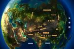 ?#20405;?#27431;洲是一块?#38477;أ?#20026;何以乌拉尔山为界分成两个大洲��