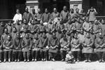 河南开封1923年��古城墙下的百姓生活