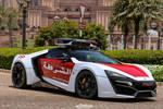 比迪拜警局?#36141;?#26080;人性��这个城市把全球限量仅7台的跑车?#26412;?#36710;