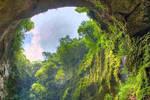 越?#25103;?#29616;世界最大洞穴��可以容纳72亿人口��入选世界自然遗产��