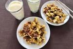 精选7天早餐,粗粮细作,营养巧搭配,中西全有