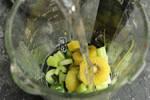 夏季自制排毒果蔬汁,早上喝一杯,清肠胃,助消化,还补充营养