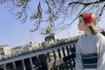 京都自由行,除了赏樱,还可以穿和服、购物、抓娃娃……