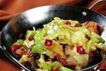 干煸头菜制作教程,掌握好方法,用简单的食材一样能做出美味!
