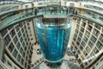 """欧洲这一酒店以""""鱼缸""""闻名,耗资8600万元,相当于8层楼的高度"""