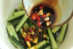 夏天不可错过的开胃菜,腌一会儿就可以吃,爽口清脆,喝粥绝配