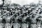 武汉保卫战中,一将领不听命令,为何没受到任何惩罚?