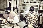 日本为美军高兴建立妇女防波堤 站在夜色里的她们的转行不易