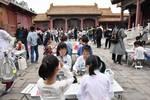 国际博物馆日��故宫邀公众看展览��做版画
