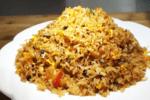 大厨教你酱油炒饭的正宗做法��米饭粒粒分明��吃一次就念念不忘