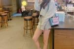 火箭少女全员合体��吴宣仪拍照姿势显心机��身材惊艳?#23578;?#19968;代腿精