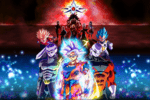 ��珠英雄:收集十二��宇宙的希望之�猓�悟空�⑹褂贸鲎詈蟮慕^技!