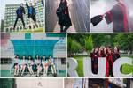 国内最高颜值知性美女多出于此£¬如今该高校又发布全网最美毕业照