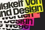 哈勒藝術和設計學院2019年展主視覺